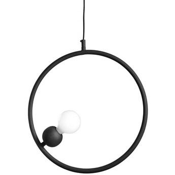 Lampa wisząca Maple 40x42 cm czarna