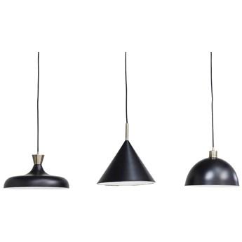 Lampa wisząca Quick Step 122x150 cm czarna