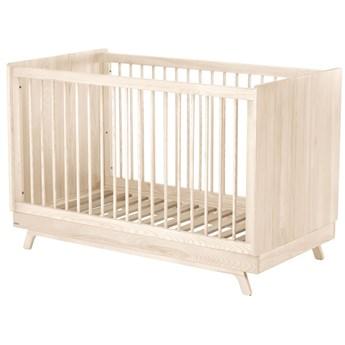 Łóżeczko - łóżko dla dzieci Maralis 70x140 cm naturalne