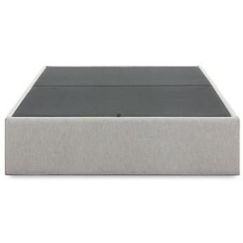 Łóżko Matters 160x200 cm szare