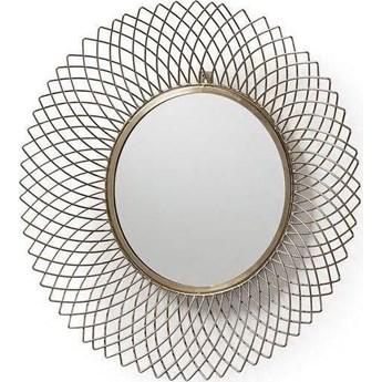 Lustro Juicy okrągłe stalowe Ø 65 cm