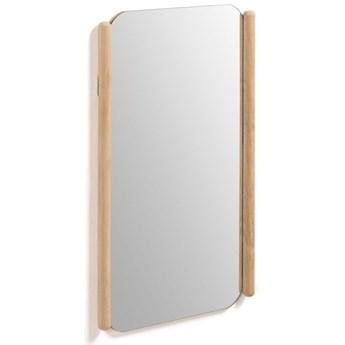 Lustro Natane 34x54 cm drewniane