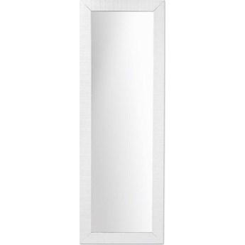 Lustro Seven 52 x 152 cm białe