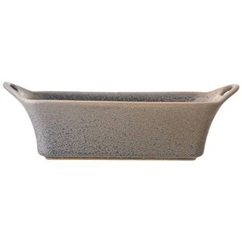 Naczynie do pieczenia Kendra 32x13 cm szare
