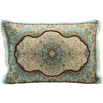 Poduszka dekoracyjna Arabeske 60x40 cm kolorowa