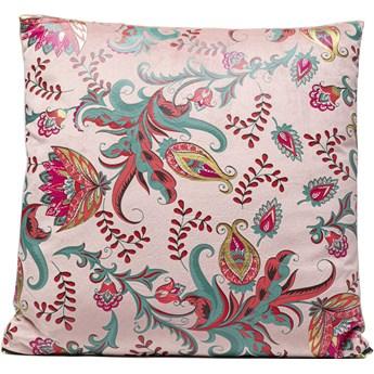 Poduszka dekoracyjna Floral Rose 45x45 cm kolorowa