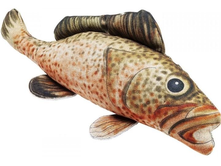 Poduszka dekoracyjna Shape Fish Dots 47x25 cm Nieregularne 25x47 cm Pomieszczenie Pokój przedszkolaka Kategoria Poduszki i poszewki dekoracyjne