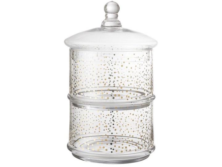 Pojemnik Sparkling Ø18x30 cm 2L transparentny Żaroodporny Kategoria Pojemniki i puszki