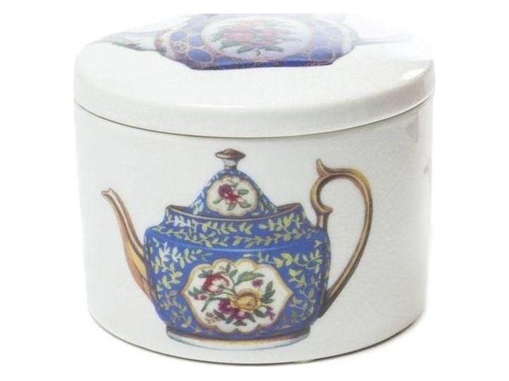 Pojemnik Tea Pot Ø12x9 cm