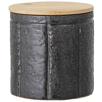 Pojemnik z pokrywką Cliff 600 ml czarny