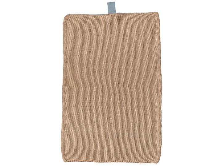 Ręcznik kuchenny Olsafi 45x30 cm brązowy