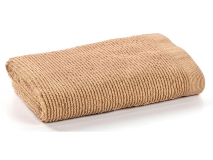 Ręcznik łazienkowy Miekki 100x50 cm beżowy Ręcznik kąpielowy 40x70 cm 50x100 cm Komplet ręczników Bawełna Kategoria Ręczniki