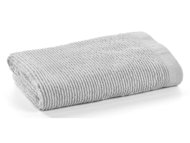 Ręcznik łazienkowy Miekki 100x50 cm jasnoszary 40x70 cm 50x100 cm Ręcznik kąpielowy Bawełna Komplet ręczników Kategoria Ręczniki