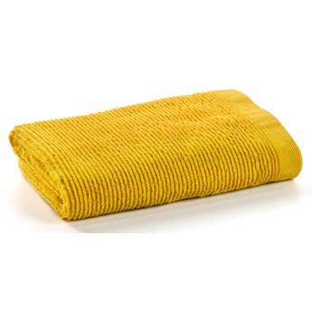 Ręcznik łazienkowy Miekki 100x50 cm musztardowy