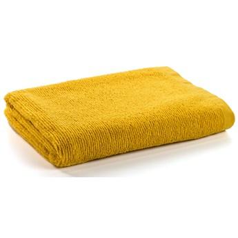 Ręcznik łazienkowy Miekki 150x95 cm musztardowy