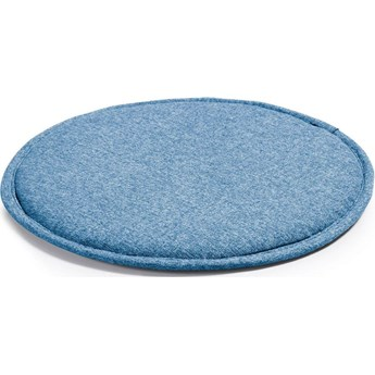 Poduszka Silke niebieska