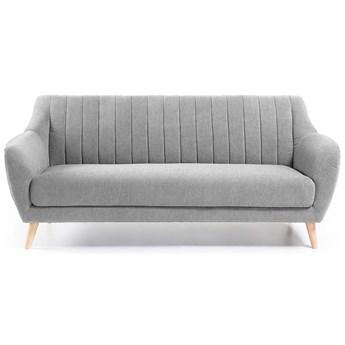 Sofa Off 190x81 cm jasnoszara