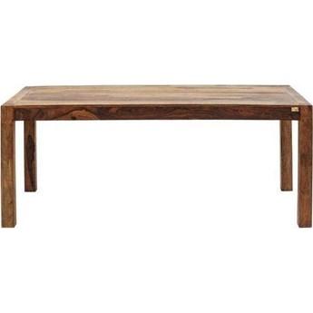 Stół Authentico 160x80 cm brązowy