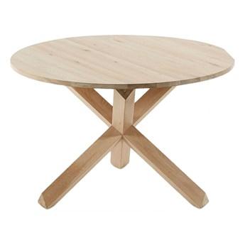 Stół Nori Ø120 cm drewniany