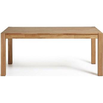 Stół rozkładany Indra 140x90 cm drewniany