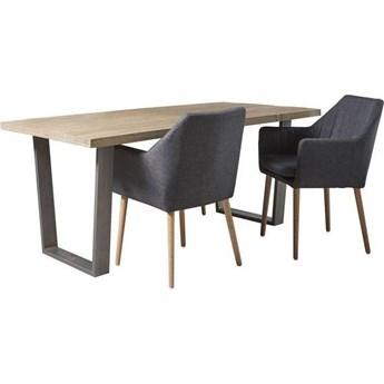 Stół Trapezium 180x90cm drewniany