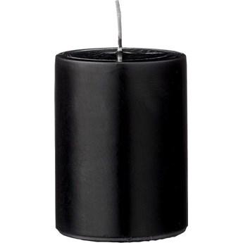 Świeca Paraffin ⌀7x10 cm czarna