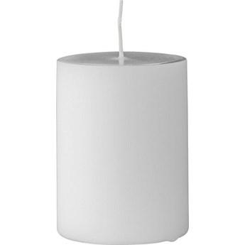 Świeca Paraffin Ø7x10 cm biała