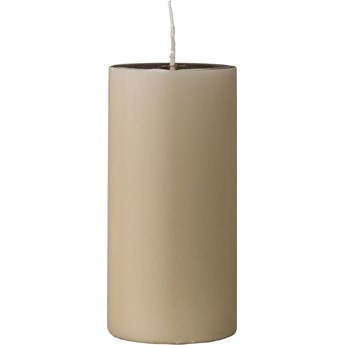 Świeca Paraffin Ø7x15 cm naturalna