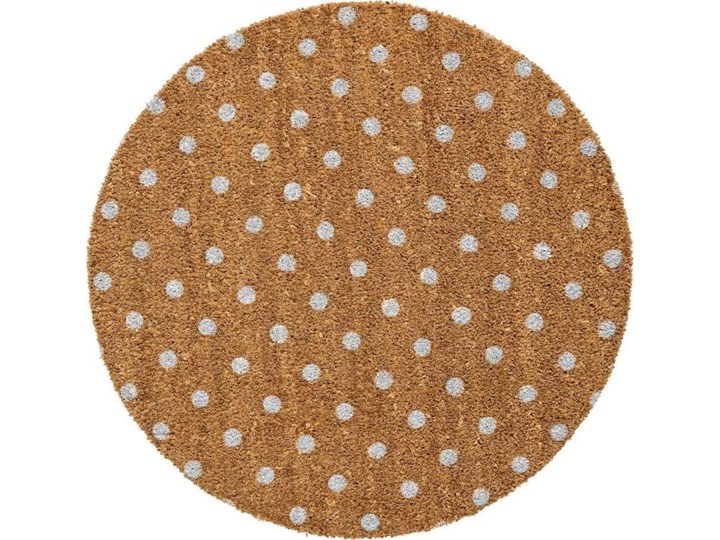 Wycieraczka Coir I 70x2 cm brązowa Włókno kokosowe Kolor Brązowy