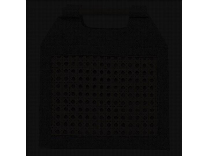 Zestaw 3 koszy tekstylnych szary filc i drewno 47/42/38 cm z uchwytami Tworzywo sztuczne Kategoria Pojemniki i puszki