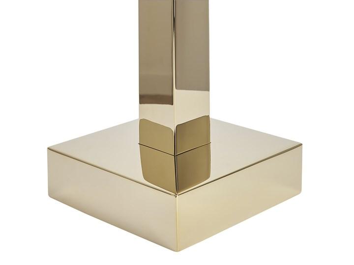 Bateria wannowa złota wolnostojąca 120 cm nowoczesna Bateria prysznicowa Bateria stojąca Kolor Złoty