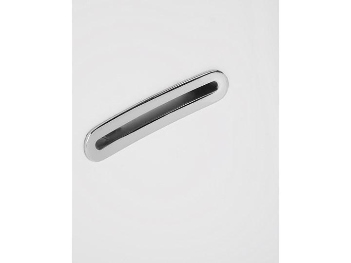 Wanna wolnostojąca biała akrylowa 170 x 81 cm system przelewowy prostokątna współczesna Wolnostojące Długość 170 cm Symetryczne Kolor Biały