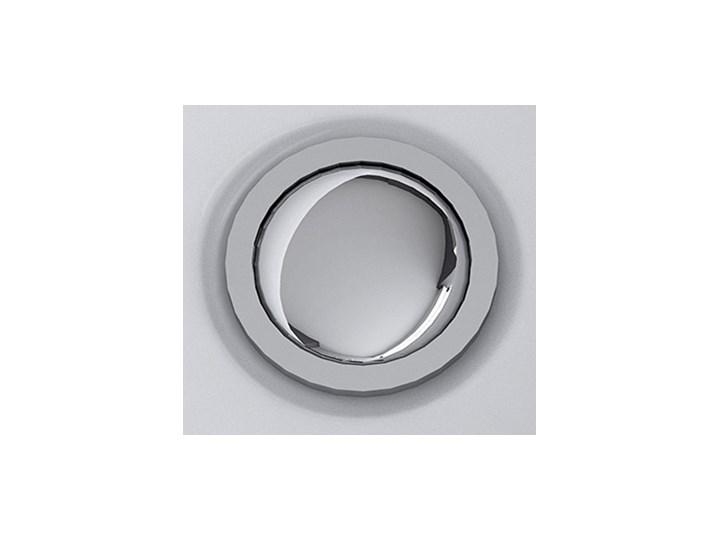 Wanna wolnostojąca biała akrylowa 170 x 80 cm system przelewowy owalna nowoczesna Długość 170 cm Wolnostojące Kolor Biały Kategoria Wanny