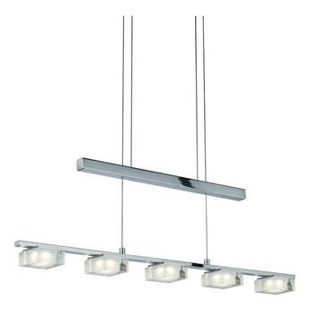 Trio - LED Żyrandol na lince BROOKLYN 5xLED/5W/230V