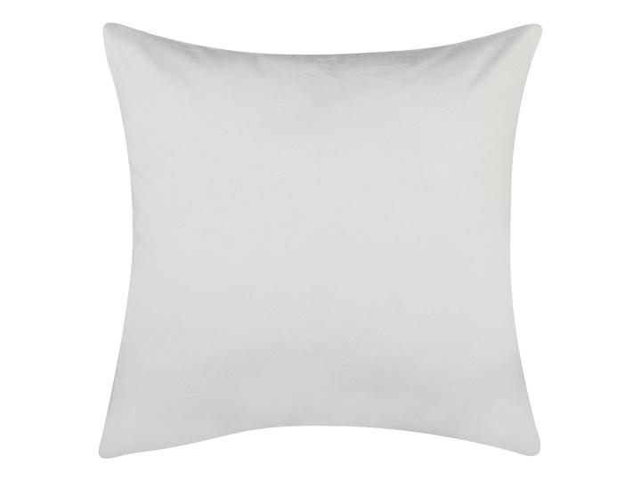 Zestaw 2 poduszek dekoracyjnych biały marokańska koniczyna 45 x 45 cm z wypełnieniem akcesoria salon sypialnia Poliester Kwadratowe Wzór Marokański 45x45 cm Kategoria Poduszki i poszewki dekoracyjne