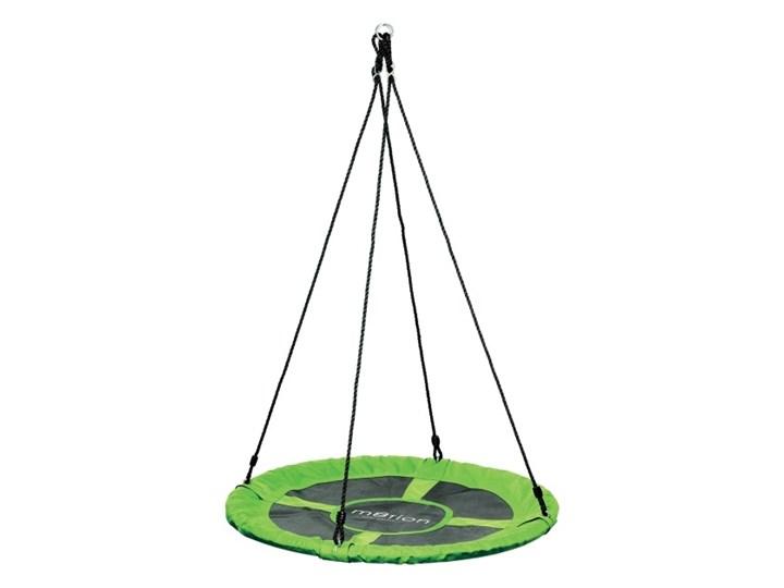 Huśtawka bociane gniazdo Jumi śr. 100 cm zielona Bocianie gniazdo Poliester Metal Kategoria Huśtawki dla dzieci