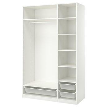 IKEA PAX Kombinacja szafy, biały, 150x58x236 cm