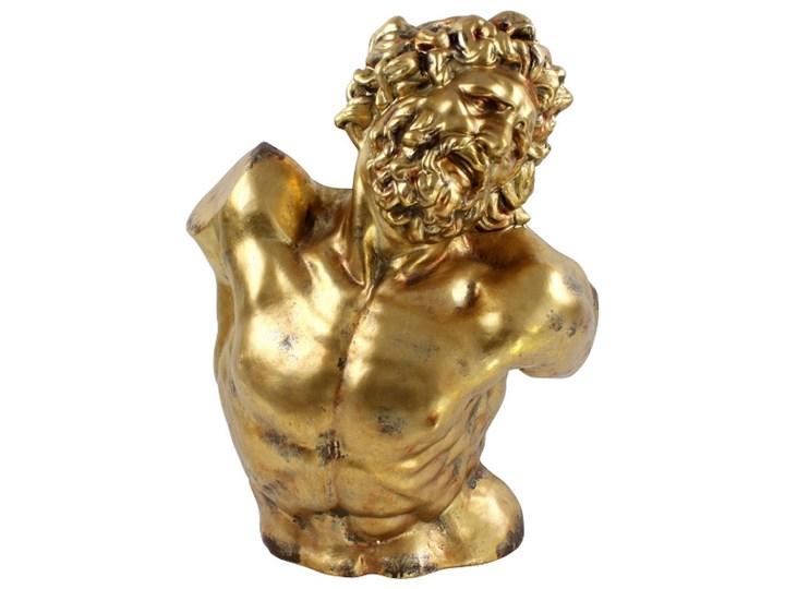 """POPIERSIE DUŻE DEKORACYJNE  ZŁOTE """" ZEUS GOLD"""" 70x30x85CM Tworzywo sztuczne Kategoria Figury i rzeźby"""