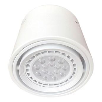 Lampa sufitowa Tubo white 1xAR111