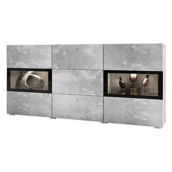 Komoda BAROS beton jasny