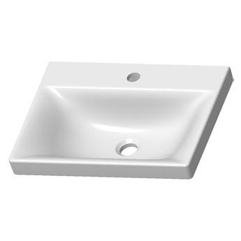 Umywalka 49 SENJA/VERONA/LYON/DUBLIN biała
