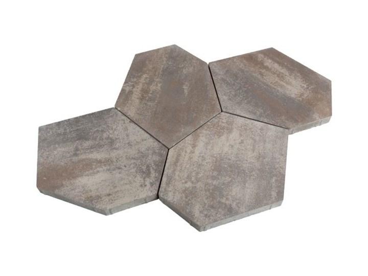 Płyta tarasowa Polbruk Exa 4,5 x 56,3 x 43,2 cm taupe Nieregularny Wzór Beton Płytki tarasowe Kategoria Płytki