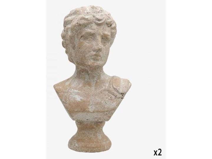 POPIERSIE DEKORACYJNE KREMOWE ATENA 15x11x27,5 cm Kolor Beżowy Kategoria Figury i rzeźby
