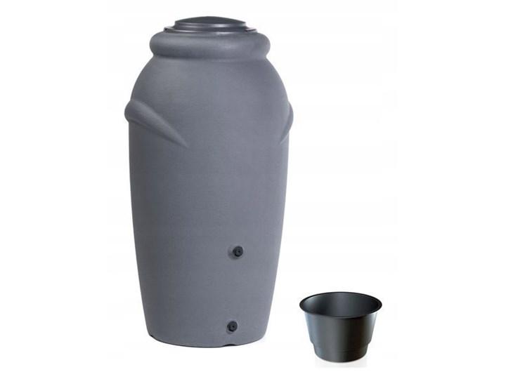 Pojemnik na deszczówkę Prosperplast AQUA CAN 210l jasno szary