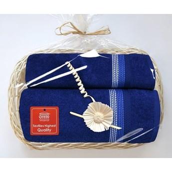 Komplet ręczników na prezent Frotex Ombre