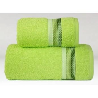 Komplet ręczników na prezent Frotex Ombre Pistacjowy