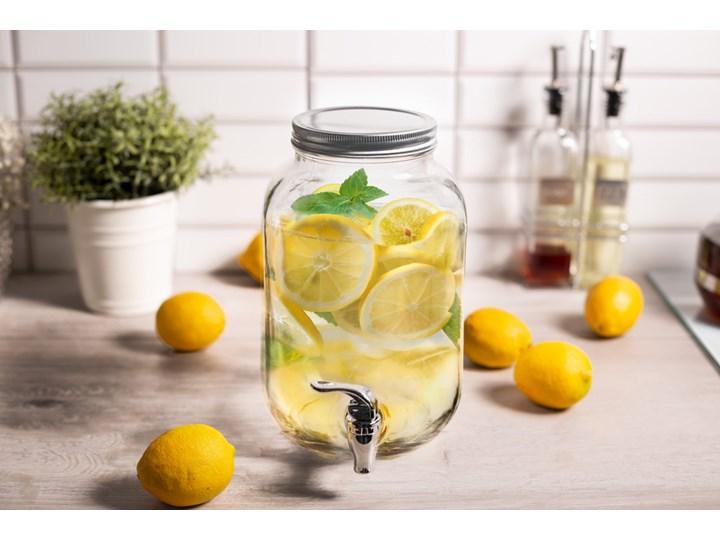 Słoik / Słój z kranikiem do lemoniady / soku / wody Altom Design 4 l Typ Słoiki