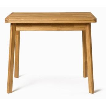 Stół Drewniany, Dębowy Rozkładany Mido