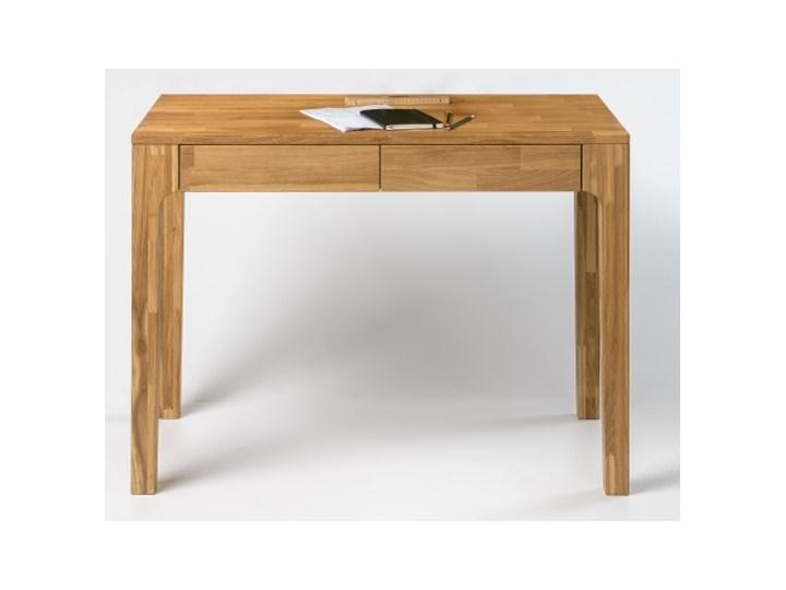 BIURKO / TOALETKA DĘBOWA ADEL 1 Drewno Kategoria Biurka Kolor Brązowy