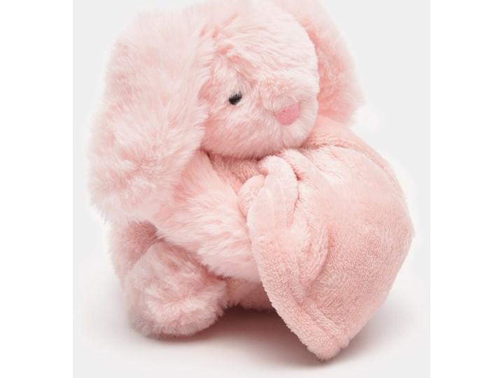 Sinsay - Przytulanka dla niemowlaka - Różowy Kategoria Maskotki i pluszaki
